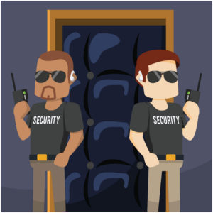 Does your business need a bouncer?